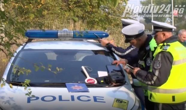 Общо 42 358 електронни фиша връчиха полицаите на ГКПП-тата в