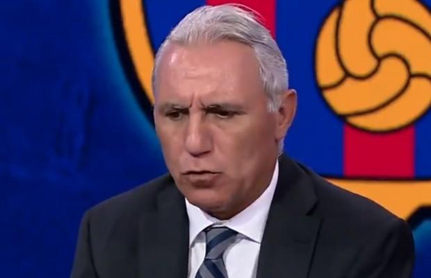 Легендата на българския футбол и испанския Барселона изля душата си