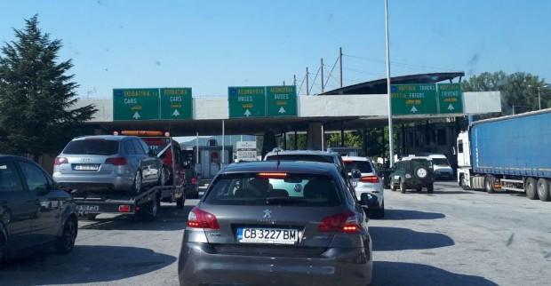След извършено специално за целта запитване, гръцките гранични власти на