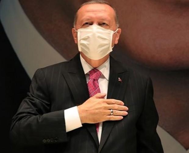 ReutersТурският президент Реджеп Тайип Ердоган заяви днес, че Анкара не