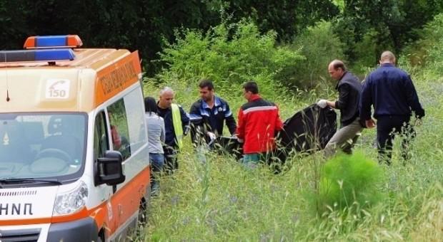 Зловеща находка е намерена в горите край София. Трупът на